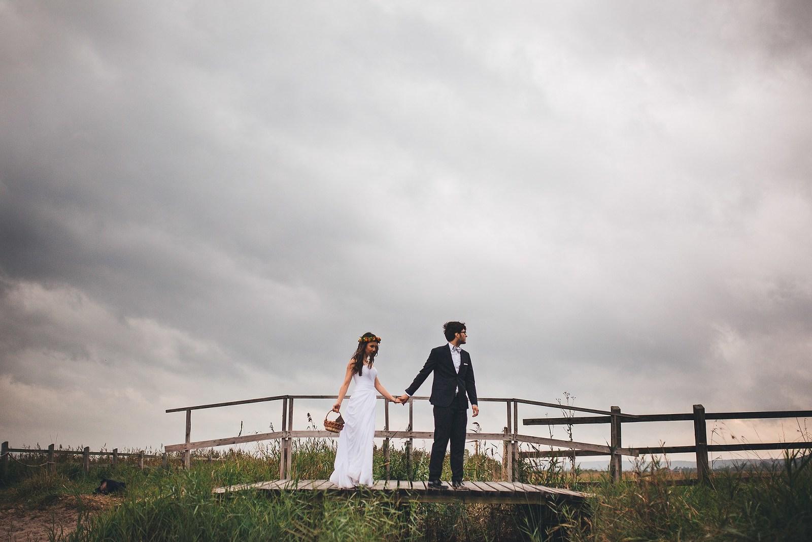 fotografia ślubna gdańsk, sesja plenerowa gdańsk