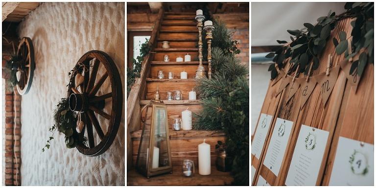 sosnowa osada, ślub w plenerze, fotograf ślubny